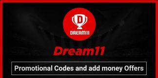 dream11 promo code