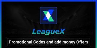 leaguex promo codes