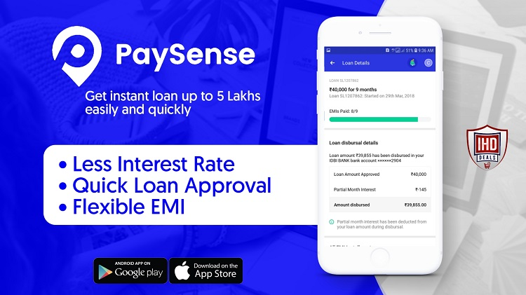 PaySense Loan App: Review, Eligibility. Interest Rate! Apply & Get 5 Lakh