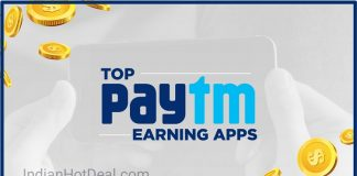 Top 10 Free Paytm Earning Apps 2019,