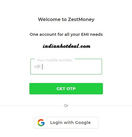 zest money login