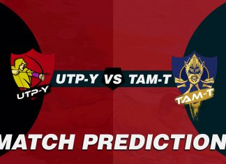 UP vs TAM Dream11 Team 100% Winning Prediction Today