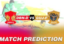 DEL vs GUJ Dream11 Team Prediction Today - VIVO Pro Kabaddi League