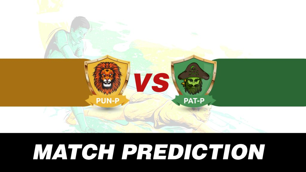 Vivo Pro Kabaddi - PAT vs PUN Team Prediction Today