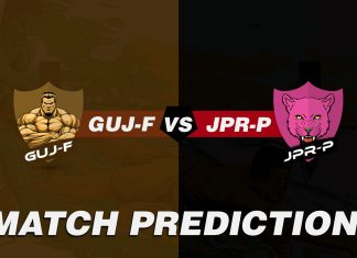 JAI vs GUJ Dream11 Team Prediction Today, 100% Win In Pro Kabaddi
