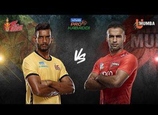 UPDATED: HYD vs MUM Dream11 Team Prediction Today - VIVO Pro Kabaddi League