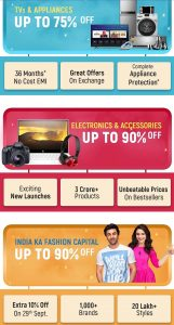 Exclusive Flipkart Big Billion Days Sale 2019 Offers For Flipkart Plus Subscribers