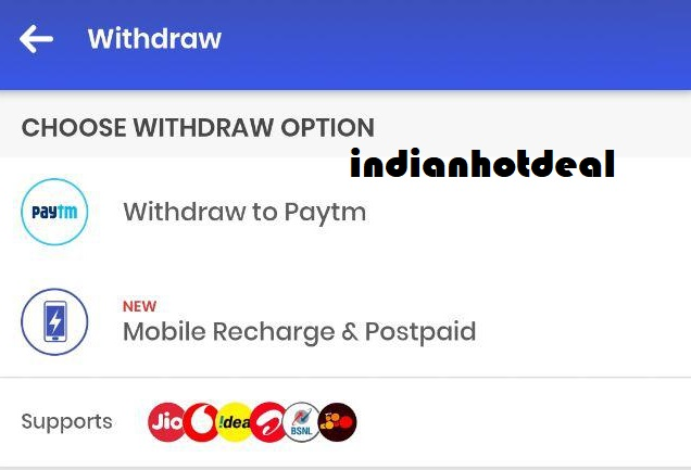 gamezop withdraw options