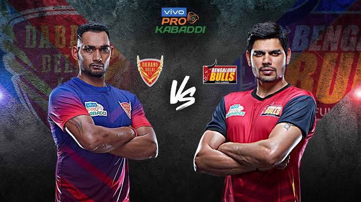 Vivo Pro Kabaddi - BLR vs DEL Team Prediction Today