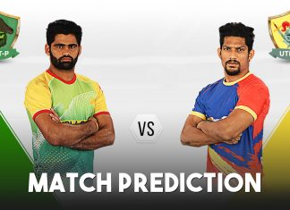 PAT vs UP Dream11 Team Prediction Today - VIVO Pro Kabaddi League