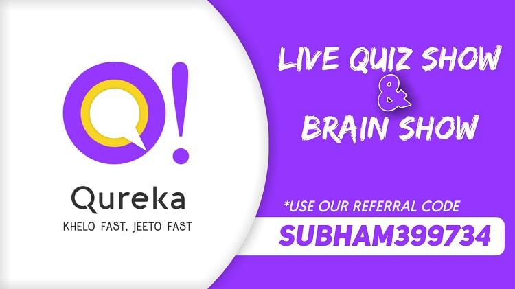qureka app free paytm cash