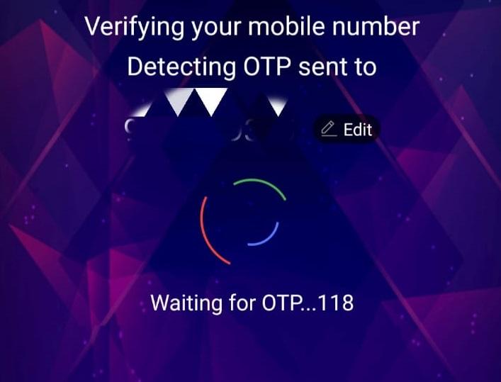 qureka verify OTP