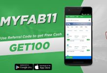 MyFab11 Referral Code: GET100, APK Download & Earn Free ₹100 Bonus Cash