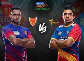 DEL vs UP Dream11 Team Prediction Today 100% Winning In Kabaddi