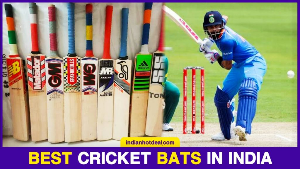 List Of Top 10 Most Expensive Cricket Bats In India