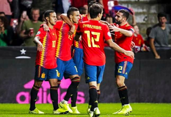 SPAIN v NORWAY Football Prediction, Dream11 Teams