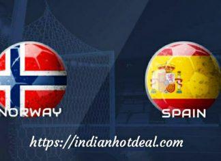 SPA vs NRW Dream11 Team Today, SPAIN v NORWAY Football Prediction