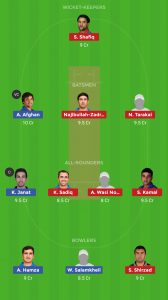 KE vs ST DREAM11 TEAM FOR HEAD TO HEAD