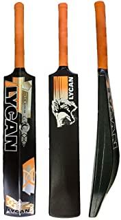 LYCAN Stunner Bigger Edge Plastic Cricket Bat