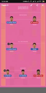 JAI vs TAM Dream11 Team For Grand League