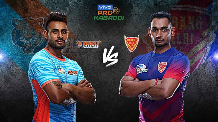 Vivo Pro Kabaddi - BEN vs DEL Team Prediction Today