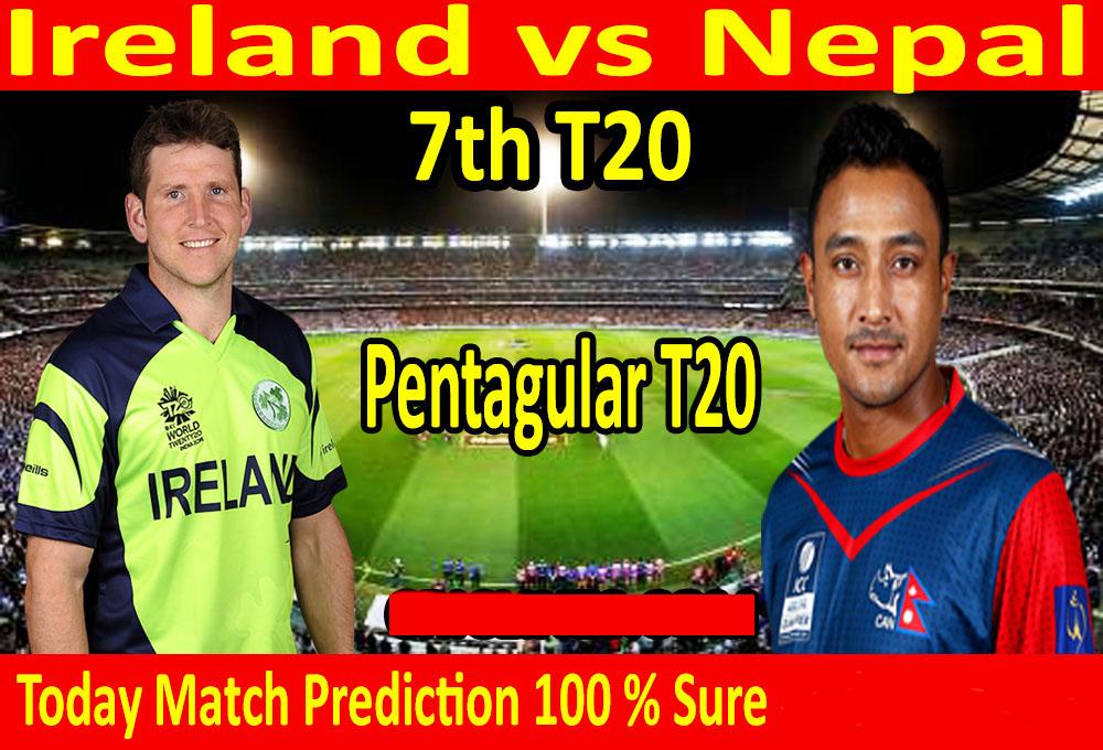 IRE vs NEP Dream11 Prediction for Todays Match