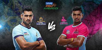 Vivo Pro Kabaddi - JAI vs TAM Team Prediction Today