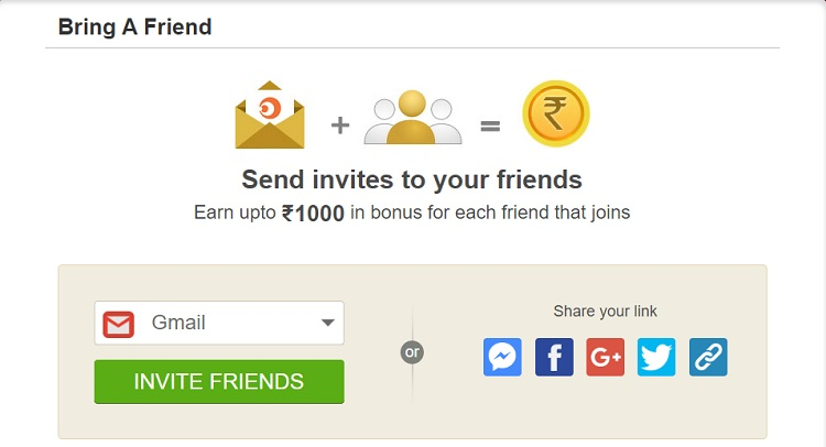 rummy circle refer and earn