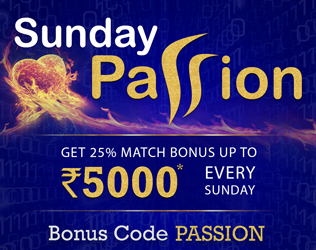 rummy passion sunday bonus