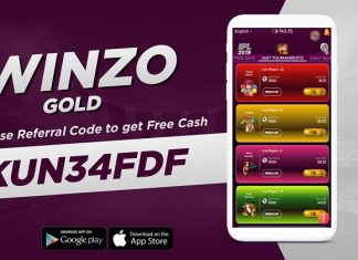 winzo gold apk download