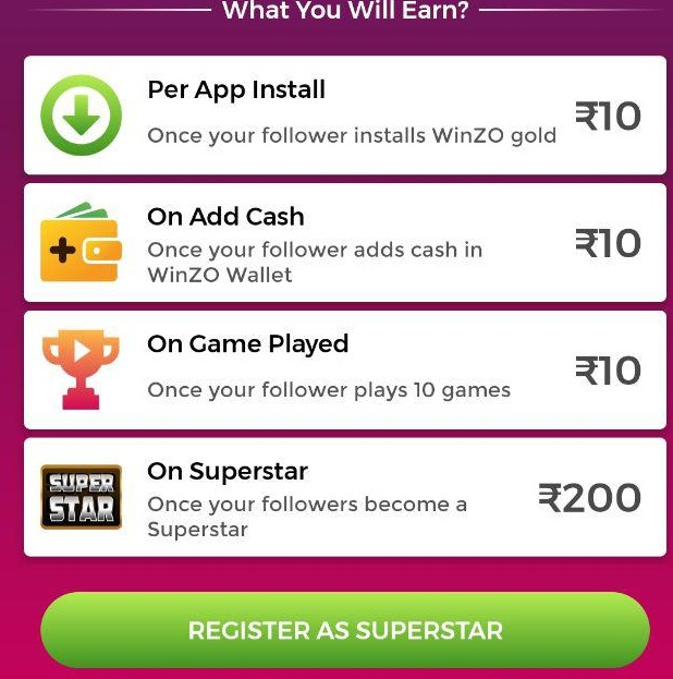 winzo superstar terms and conditions