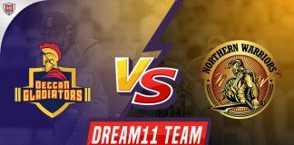 DEG vs NOR Dream11 Team Prediction