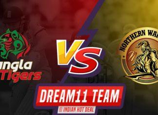 BAT vs NOR Dream 11 Team Prediction T-10 LEAGUE 2019 (100% Winning)