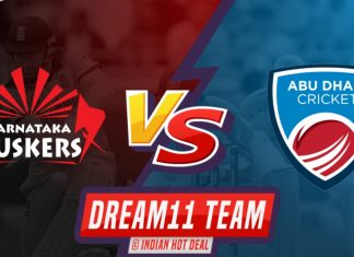 KAT vs TAB Dream11 Team Prediction T-10 LEAGUE 2019 (100% Winning)