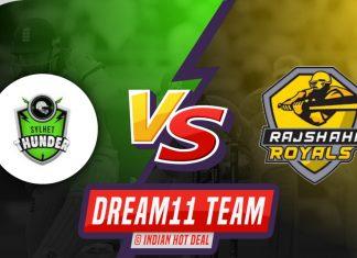 RAR vs SYL Dream 11 Team Prediction BPL 2019-20 (100% Winning)