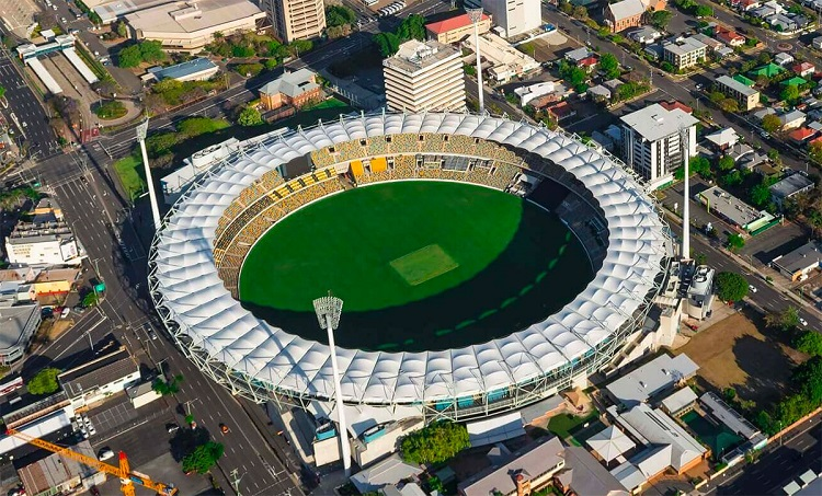 The-Gabba stadium for Big Bash League 2019-20