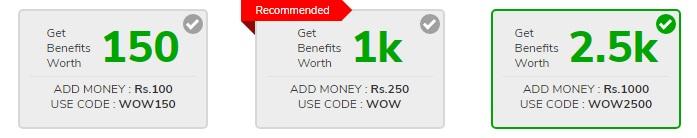 adda52 add money promo codes