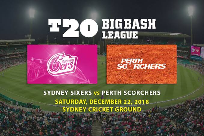 SIX vs SCO Dream 11 Team Prediction Big Bash 2019-20 (100% Winning)