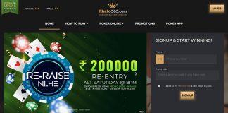 khelo365 poker website in india