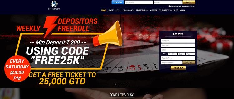 pokerdangal website in india