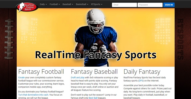 real time fantasy