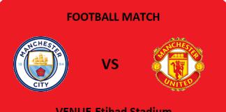 MCI vs MUN DREAM11 TEAM PREDICTION Today's Football Match.