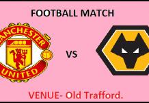 MUN vs WOL DREAM11 TEAM PREDICTION Today's Football Match.