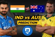 IND vs AUS 3rd ODI T20 Dream11 Team Prediction Today (100% Winning Team)