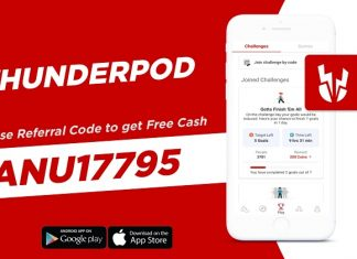 thunderpod referral code