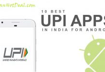 top upi apps