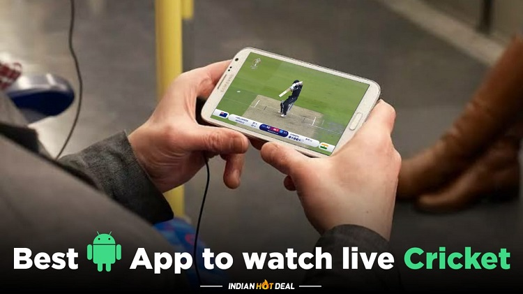 Best App To Watch Live Cricket In India
