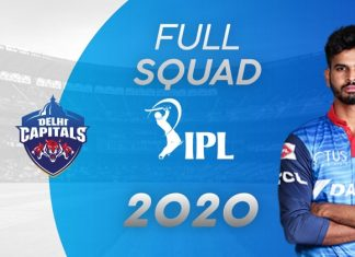 Delhi Capitals Squad & Complete List Of Player's