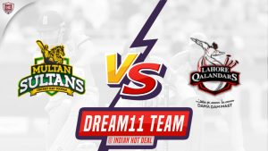 MUL vs LAH Dream11 Team Predictions 29th Match PSL 2020 (100% Winning Team)