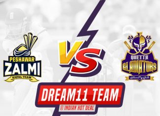 QUE vs PES Dream11 Team Predictions 4th Match PSL 2020 (100% Winning Team)